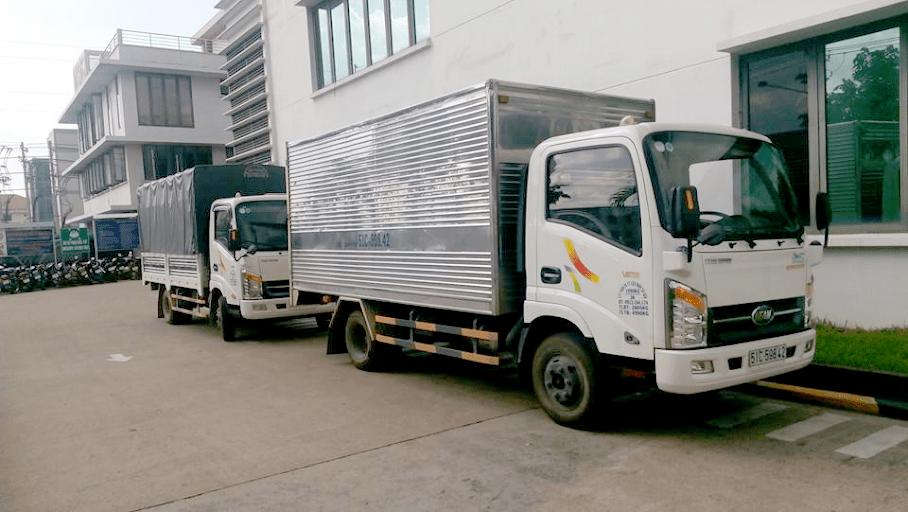 Chành xe đi Phú Yên có hình thức giao nhận hàng hóa như thế nào